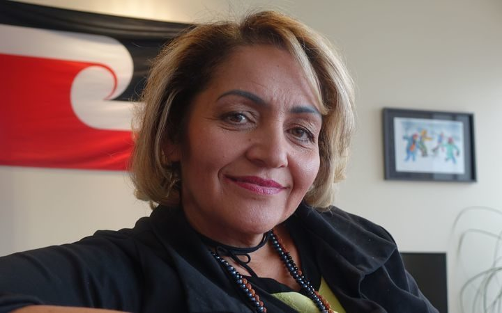 Maori Party co-leader Marama Fox