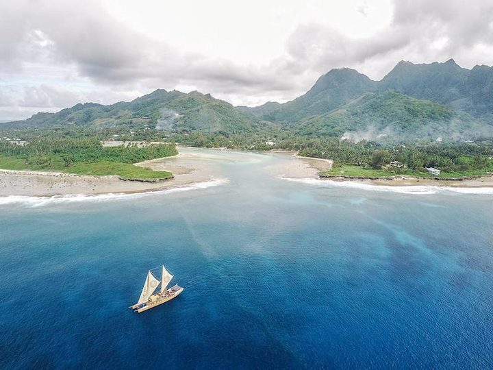 Although we are separated by Moana Nui O Kiva, it is the ocean that connects and binds us. We have already received so many messages of support, and wonderful pledges of assistance from those wanting to help.
