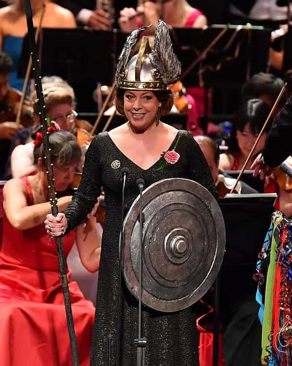 Nina Stemme at the Proms