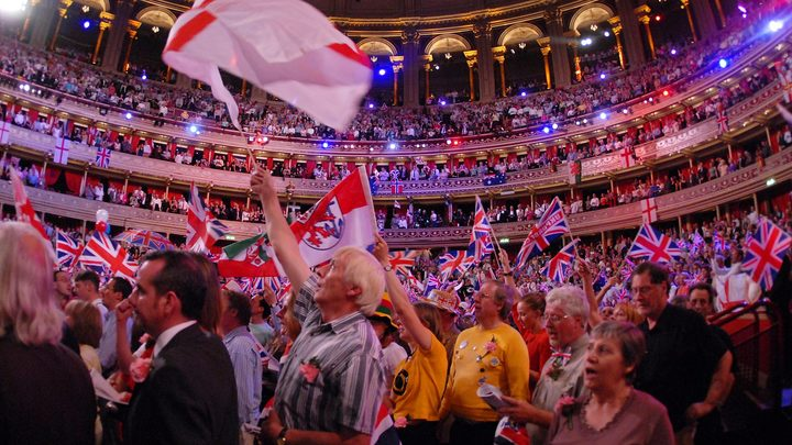 Last Night of the Proms 2017