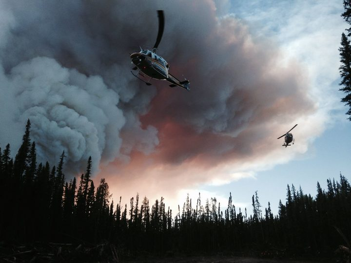 BC lifts state of emergency over wildfires but danger isn't over: province