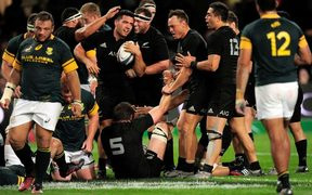 All Blacks vs South Africa