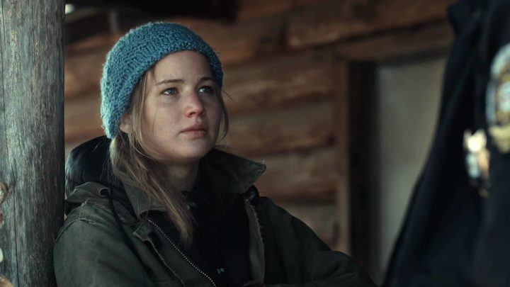 Jennifer Lawrence in the 2010 film Winter's Bone