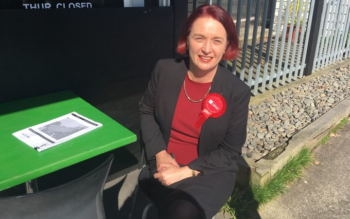 Deborah Russell, Labour's candidate for New Lynn.