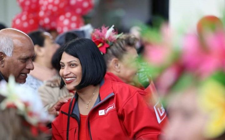 Labour's Priyanca Radhakrishnan.