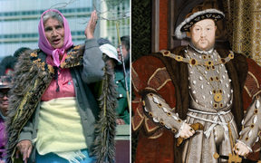 Whina Cooper and Henry VIII