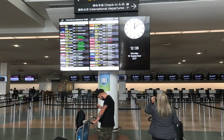 Further cancellations for Auckland flights