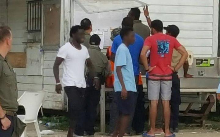 Manus detainees granted asylum in US