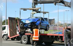 Counselling offered to students after Westlake Girls car crash: RNZ Checkpoint