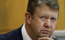 Labour party leader David Cunliffe.