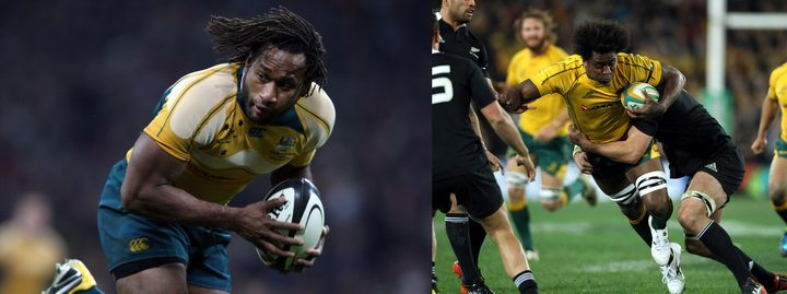 Lote Tuqiri and Radike Samo will feature for the Classic Wallabies against the Fiji Legends sevens team.