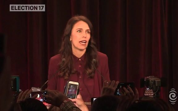 """I believe New Zealand's best day are ahead of this"" – Jacinda Ardern"