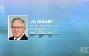 Former PM Jim Bolger on how to deal with Winston Peters: RNZ Checkpoint