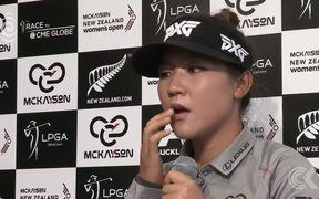 Lydia Ko not confident she'll win NZ Women's Open