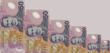 300114. Photo Diego Opatowski / RNZ. dOLLAR DOWN