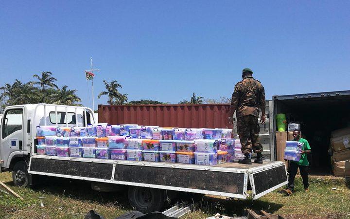 Supply warning ahead of cyclone season
