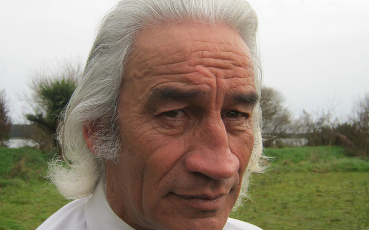 Phil Taueki has lived beside Lake Horowhenua for 13 years in protest at its degradation and the loss of his iwi's rights