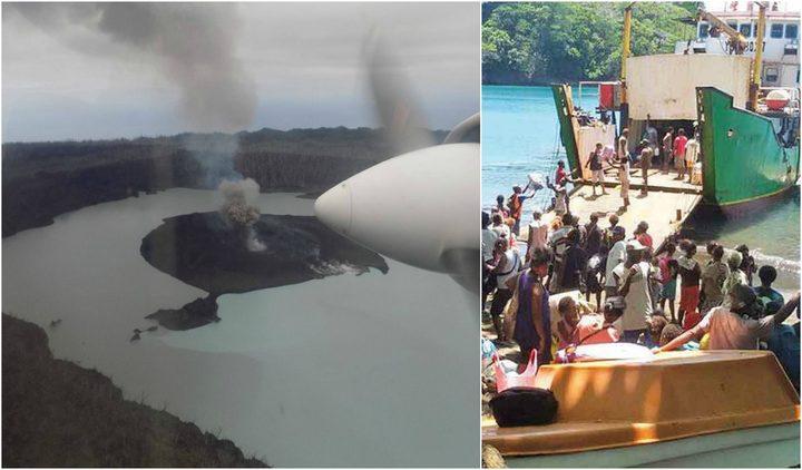 Vanuatu's mass evacuation swings into action