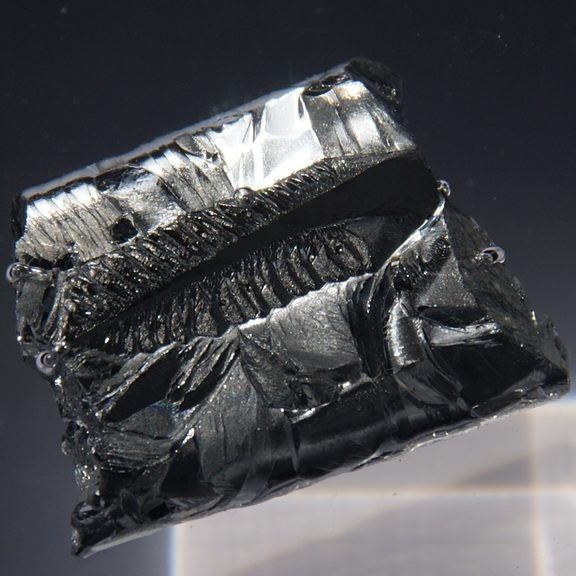 A piece of antimony, the metallic poison Tom Hall used to poison his wife