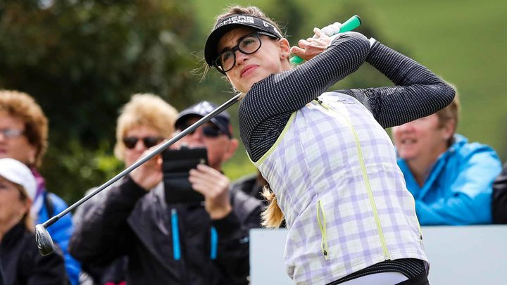 Weather forces women's open into fifth day