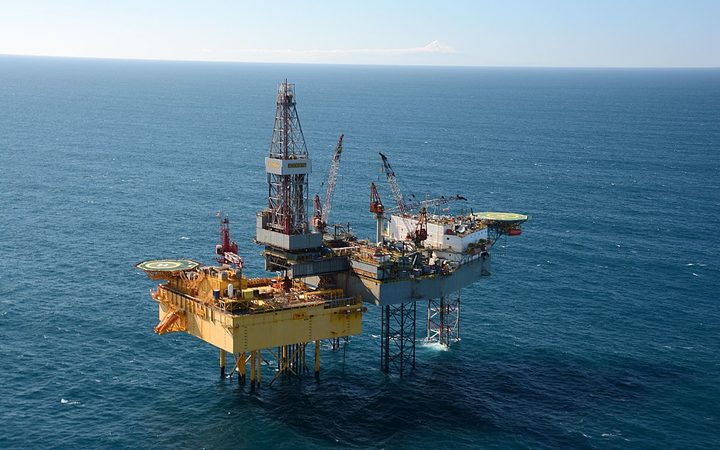 A jack up rig like the one sought by Shell.