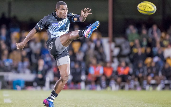 The Fijian Drua found the ball hard to hold on to against the Canberra Vikings.