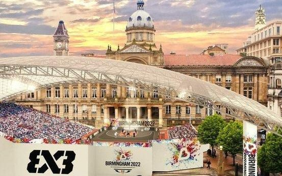 Birmingham is the only city to submit a bid to host the 2022 Commonwealth Games.