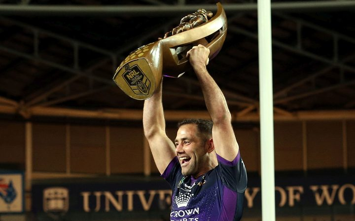 Billy Slater is coming back