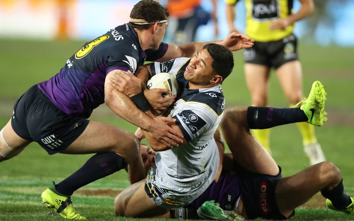 Jason Taumalolo was key to North Queensland reaching the NRL grand final.
