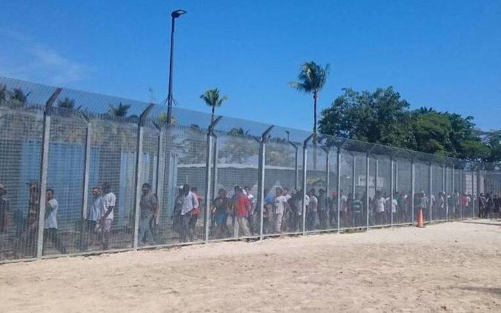 manus offshore detention centre - 720×450