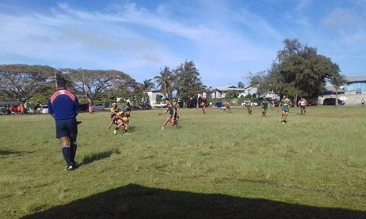 The Kingdom 7s is making its debut in Nuku'alofa.