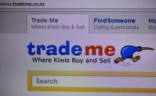 Trade Me screen shot