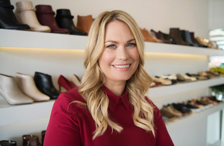 Kathryn Wilson says she launched her brand with naive passion