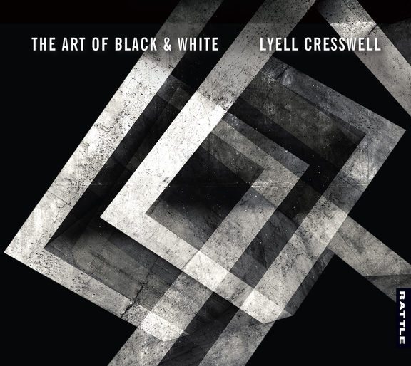Lyell Cresswell - The Art of Black & White