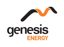030214. Photo Genesis Energy. Genesis Energy logo
