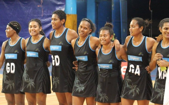 The Fiji Pearls are building towards the 2018 Commonwealth Games.