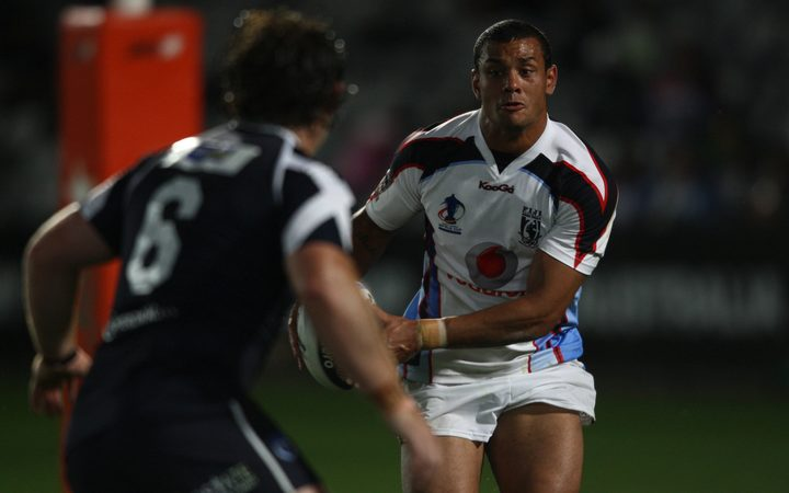 Cronulla forward Jayson Bukuya represented Fiji at the 2008 and 2013 World Cups.