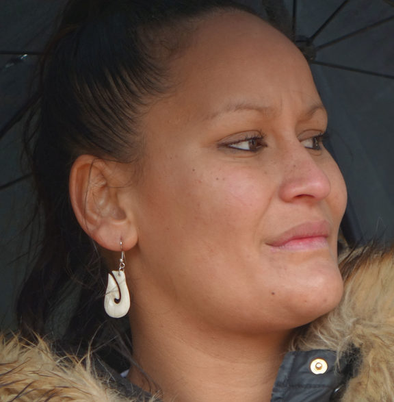 Whanganui mother Riana Potaka got herself arrested so she could get off P.