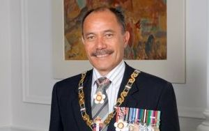 Governor-General Sir Jerry Mateparae