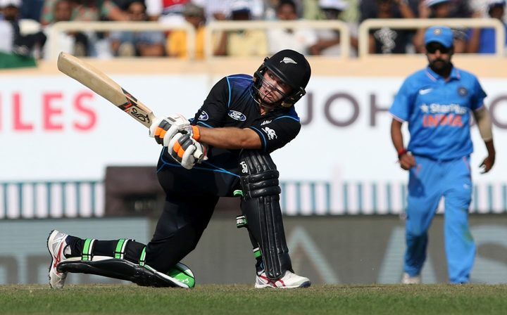 Latham set to bat in middle-order in India series