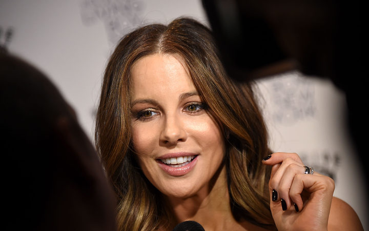 Kate Beckinsale at a movie premiere in New York in August.