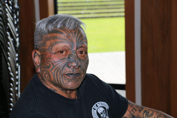 Tame Iti is adamant that he has moved on since the Tuhoe raids.