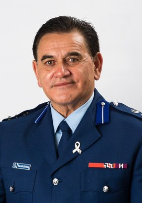 Assistant Commissioner Wallace Haumaha.