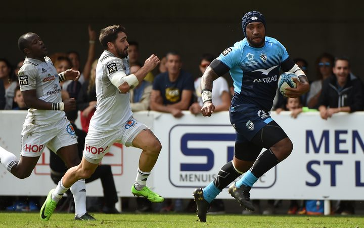 A strong start to the season with Montpellier wasn't enough for Nemani Nadolo to earn a Fiji call-up.
