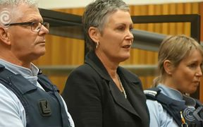 Wife sentenced to home detention for husband's manslaughter in 2011