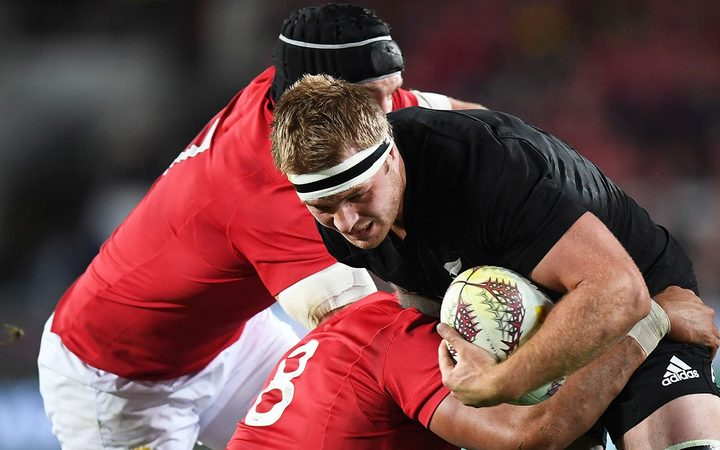 Sam Cane re-signs with NZ Rugby