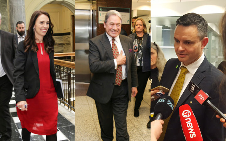 Ardern to lead New Zealand liberal government
