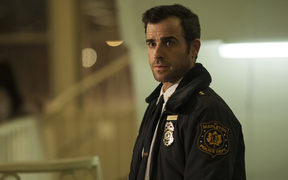 Justin Theroux as Kevin Garvey Jr. in HBO's The Leftovers