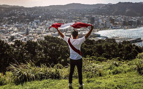 Wellingtonian Diego Duenas says all of Peru will be watching when the country goes up against the All Whites in Wellington in November.