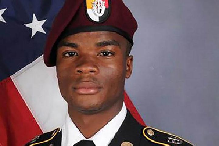 Trump denies 'insensitive' remarks to soldier's widow